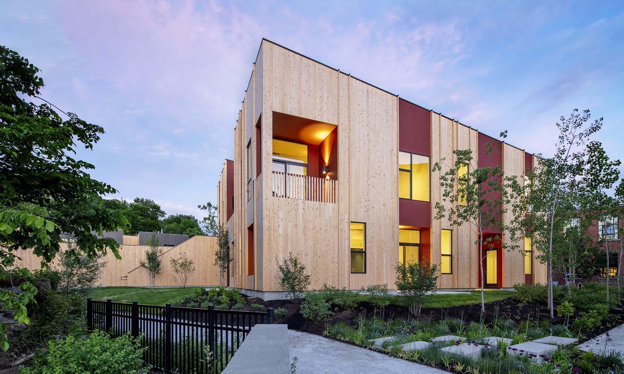 River Houses Modern Mill